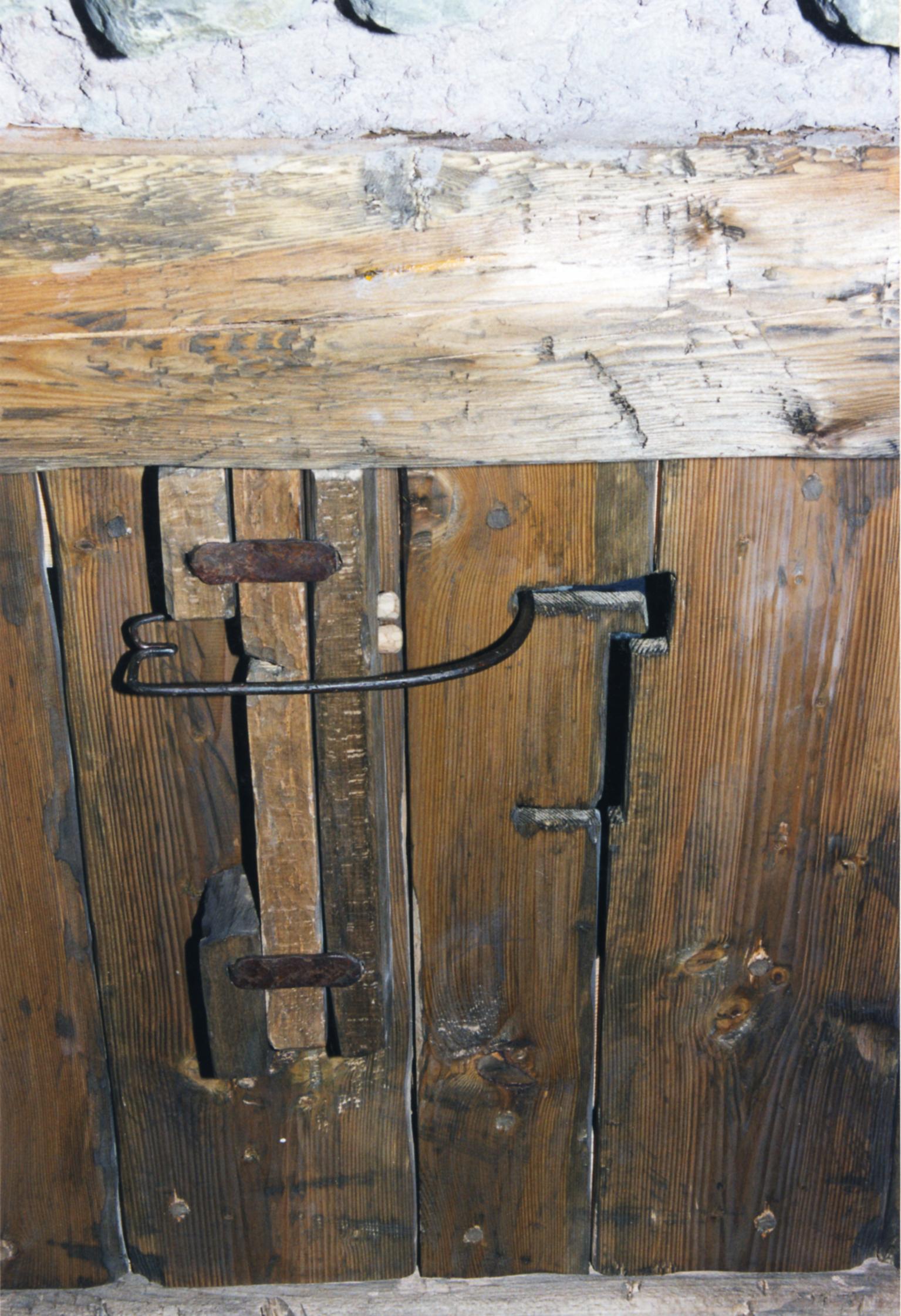 1997 - Ricostruzione attrezzi antichi del museo archeologico di Bolzano