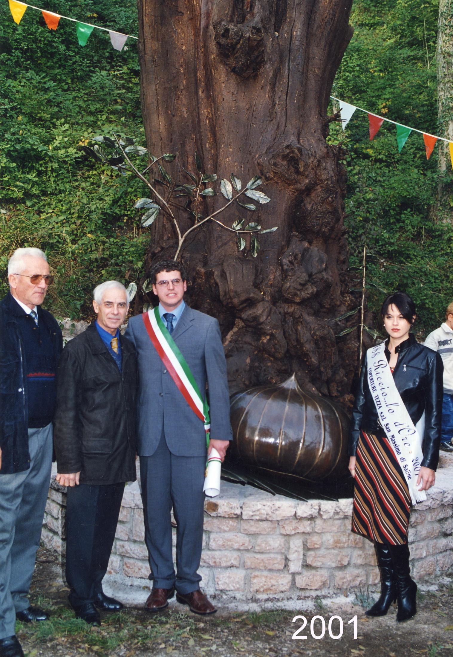 2001 - S. Mauro di Saline