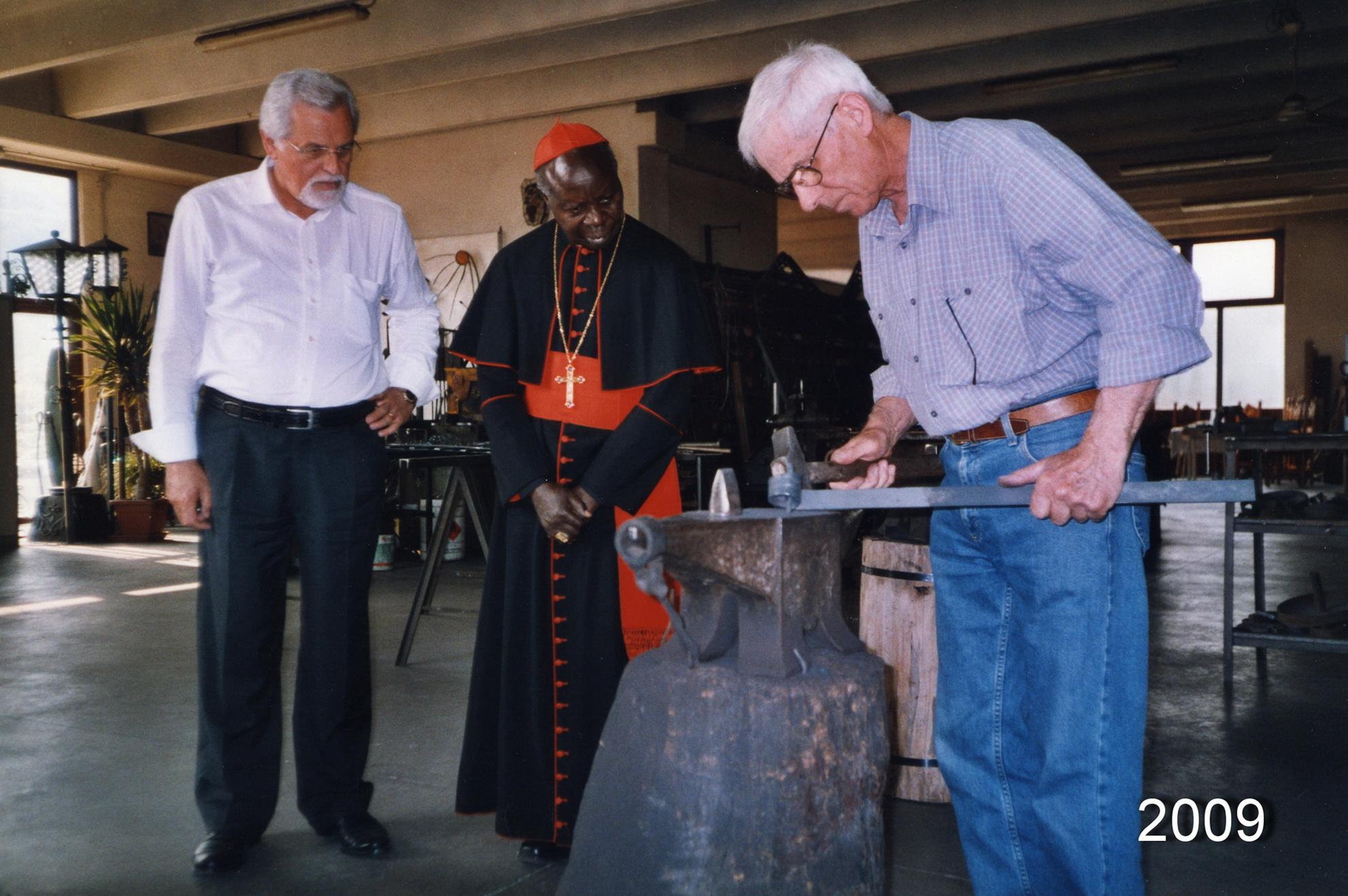 2009 - Cardinale Emmanuel Wamala Kampala (Uganda)