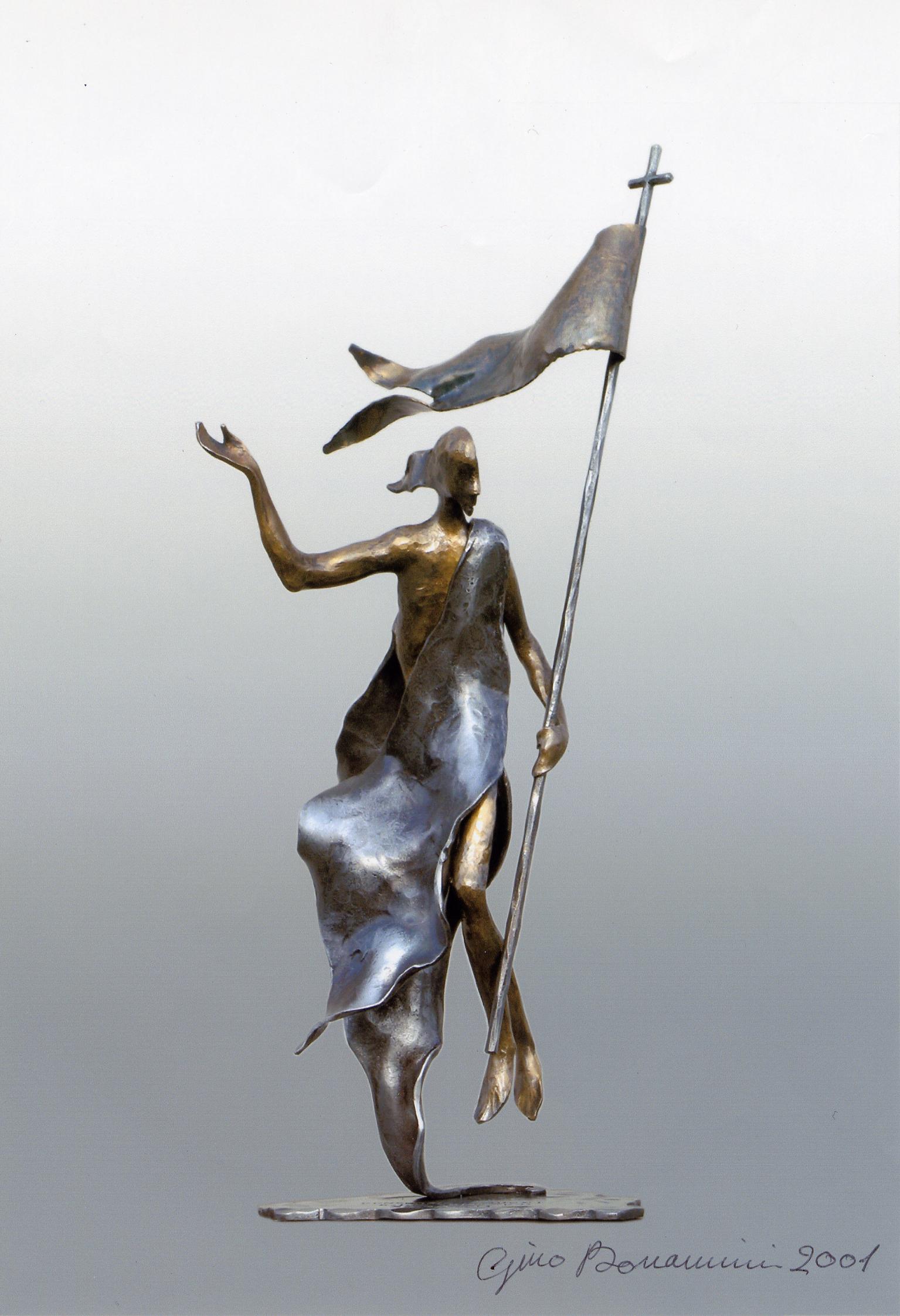 """2004  - """"Cristo Risorto """" Musei Vaticano"""