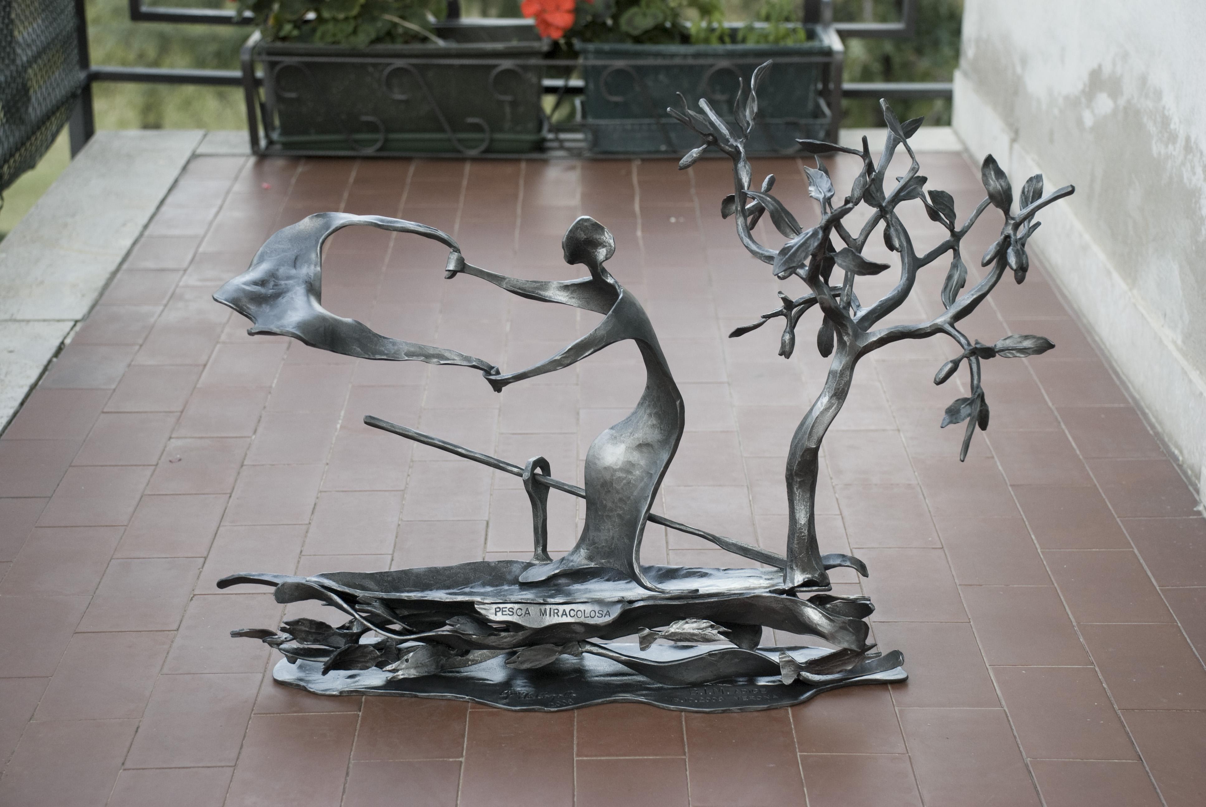 """2008 - """"La pesca miracolosa"""" Musei Vaticano"""