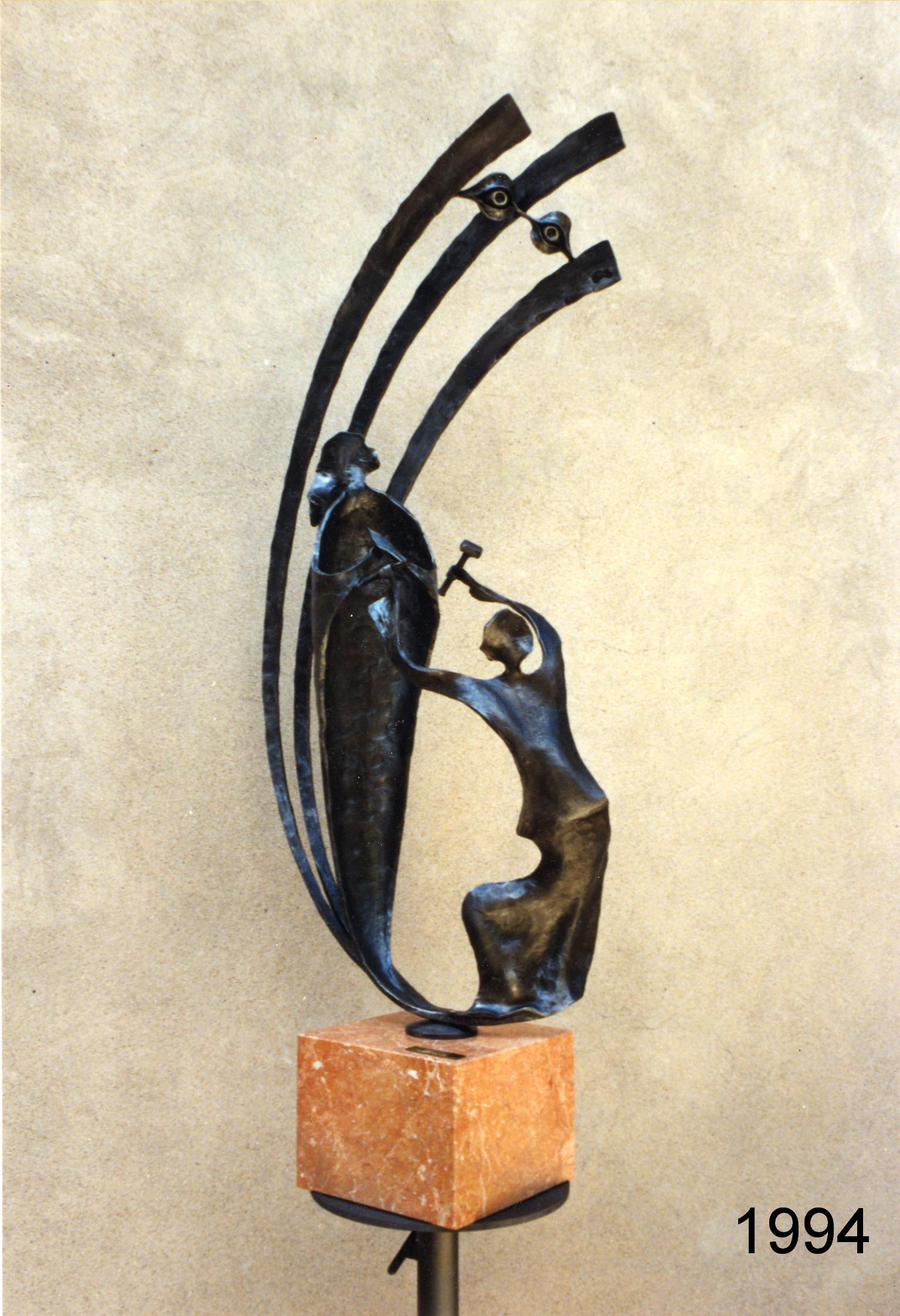 1994 - Beato Fra' Claudio Scultore