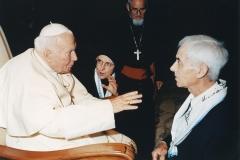 "2003 - ""Baciamano""  Papa Giovanni Paolo II"