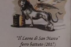 """2017 - """"Leone San Marco"""" - """"Lega"""" Sezione di Tregnago (VR)"""